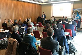 Presentation of the Business Location Carinthia in Padua and Verona