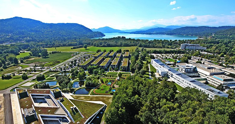 Lakeside Science & Technology Park in Klagenfurt am Wörthersee